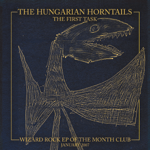 Hungarian Horntails - The First Task